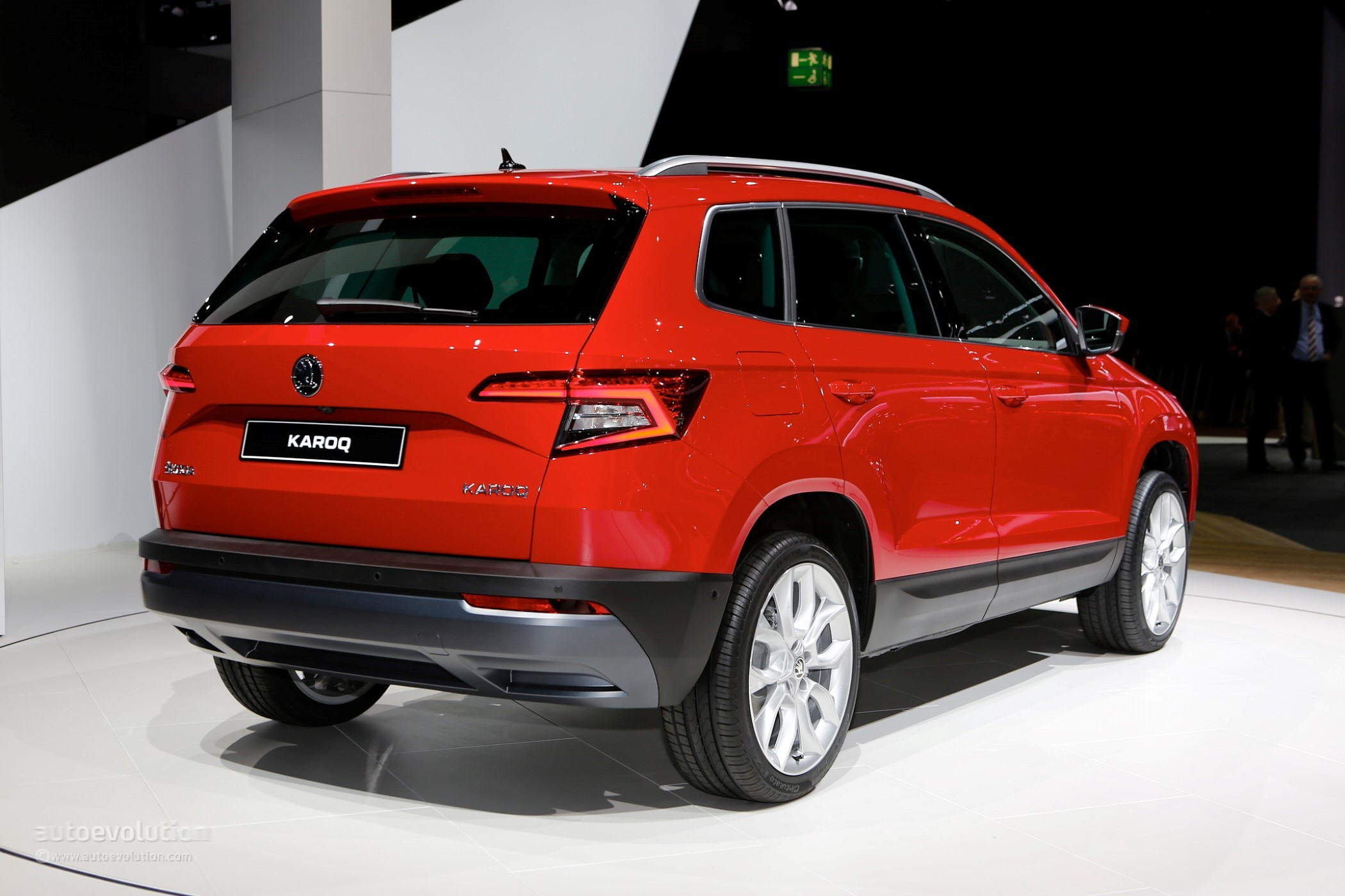 skoda karoq 2 0 tdi 150 hp acceleration test slightly faster than claimed autoevolution. Black Bedroom Furniture Sets. Home Design Ideas