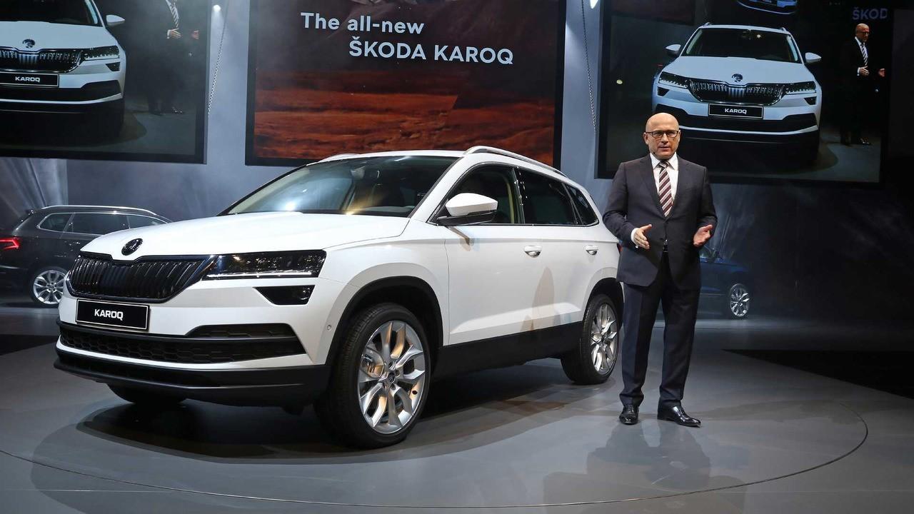 Skoda Considering Karoq RS With 300 HP - autoevolution