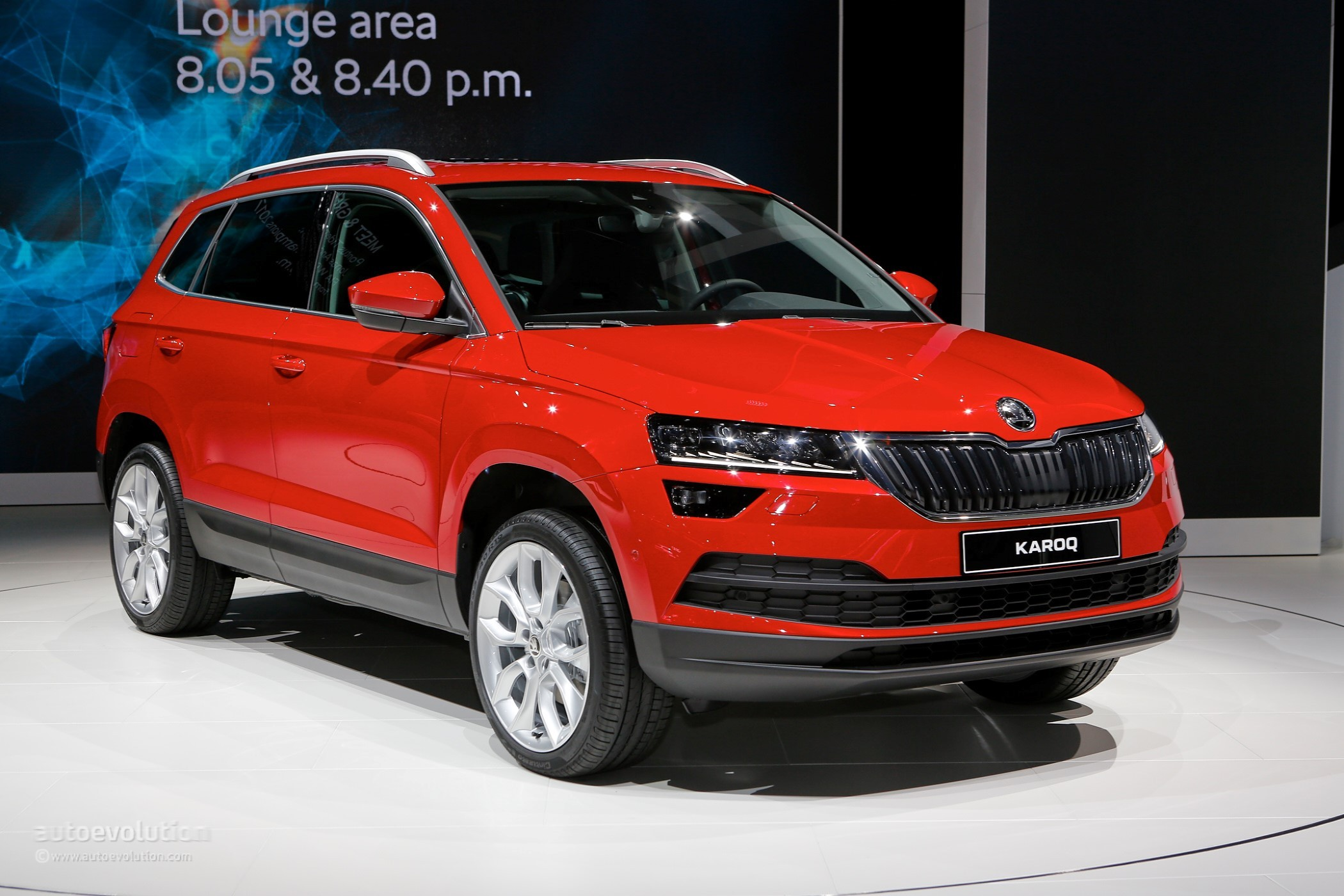 skoda expands karoq production to second plant autoevolution. Black Bedroom Furniture Sets. Home Design Ideas