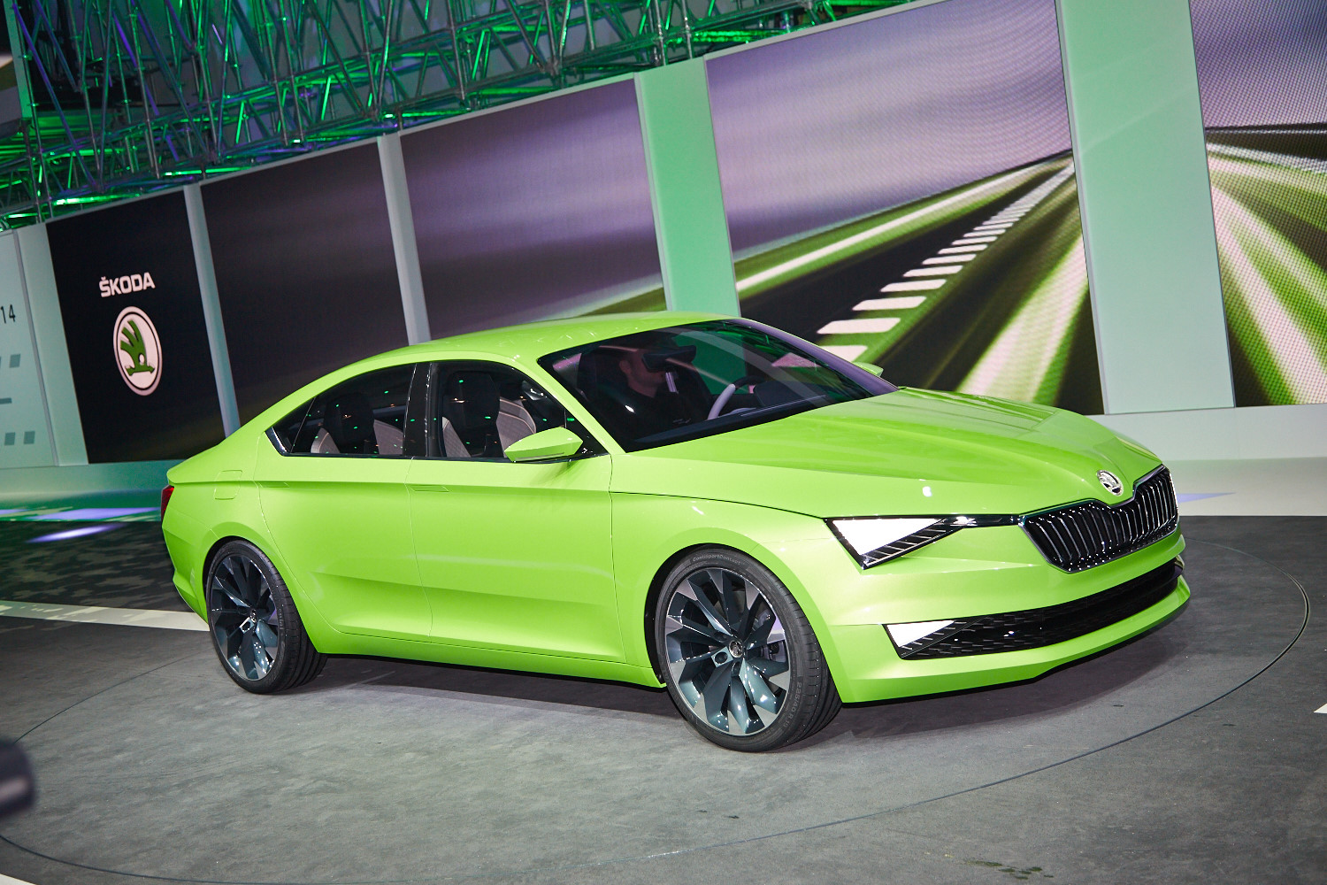 Volkswagen Group Latest Models >> Skoda Four Door Coupe Considered As Upmarket Superb Variant - autoevolution