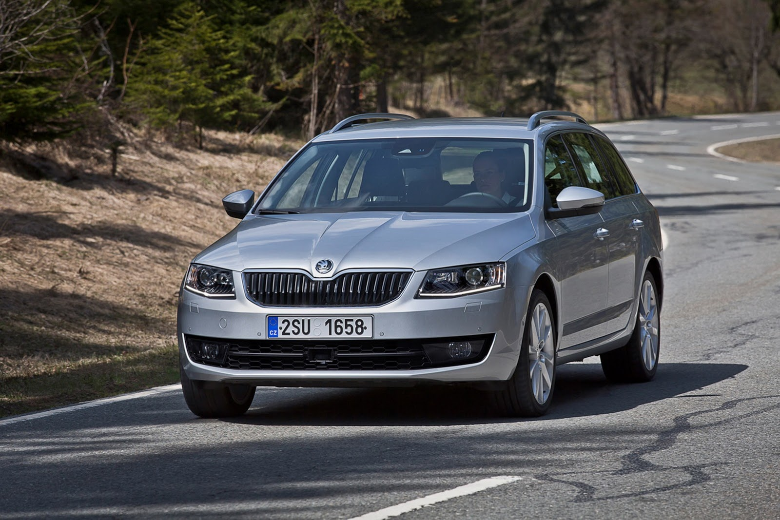 Skoda Octavia Combi 4x4 Revealed in New Images [Photo Gallery] - photo