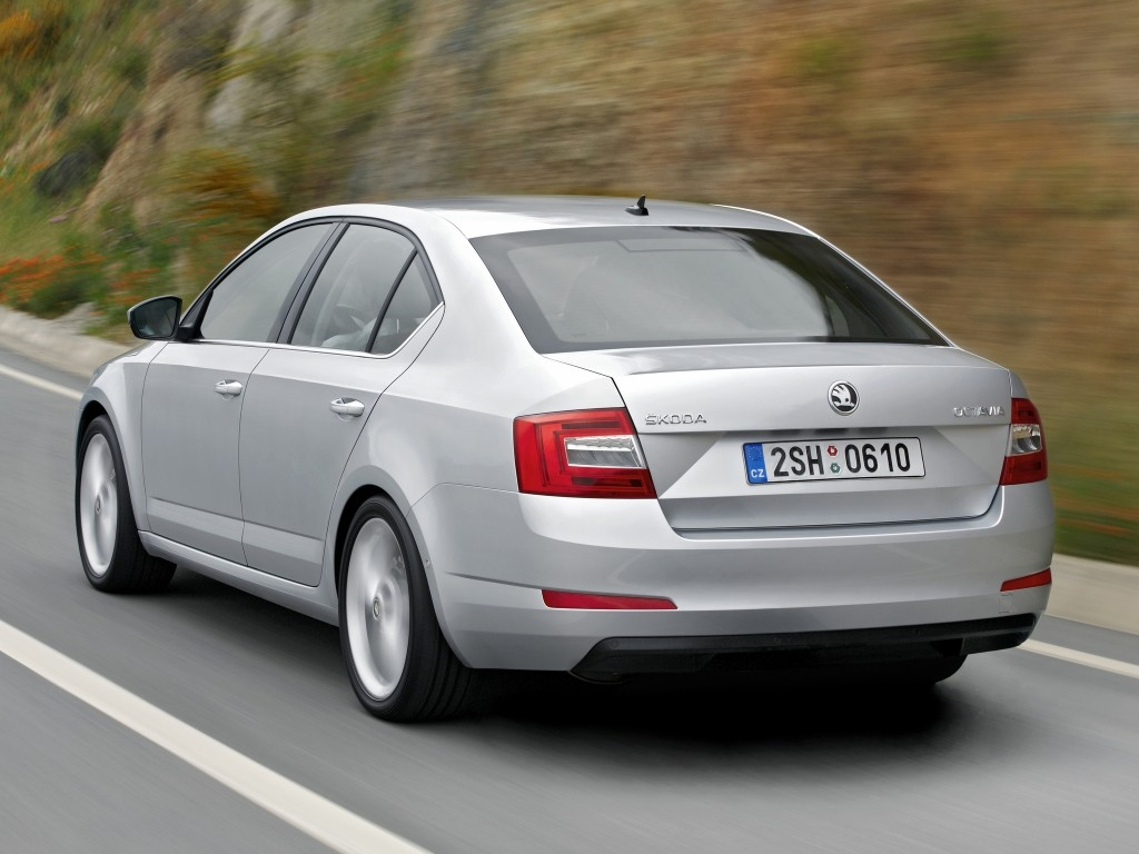 skoda octavia range getting facelift in 2017 report claims autoevolution. Black Bedroom Furniture Sets. Home Design Ideas