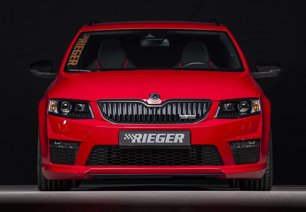 skoda octavia rs tdi tuned by rieger has 420 nm golf bbs. Black Bedroom Furniture Sets. Home Design Ideas