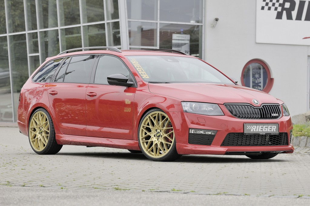 skoda octavia rs tdi tunedrieger has 420 nm, golf bbs wheels