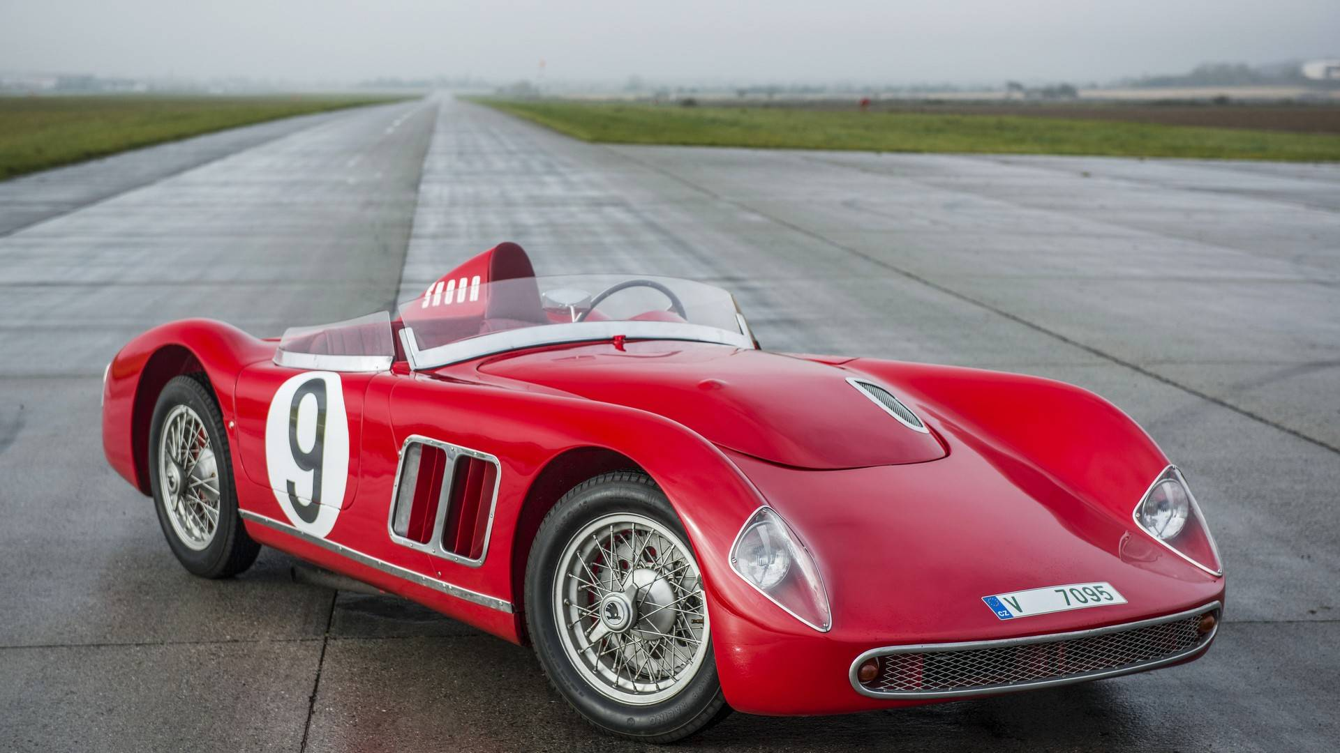 Skoda Remembers 1100 OHC Racing Car On Its 60th Birthday ...