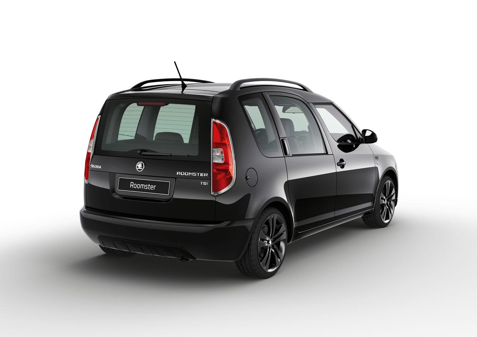 skoda roomster noire is not necessarily blacker than dark. Black Bedroom Furniture Sets. Home Design Ideas