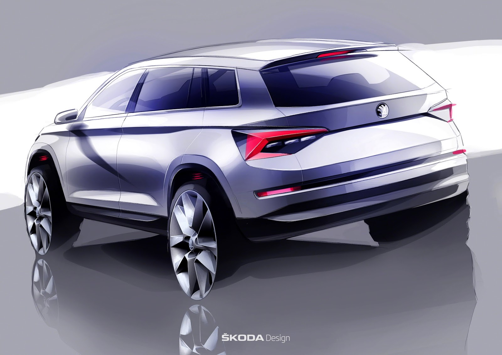 skoda 39 s kodiaq will get coupe version in china two new suvs will follow autoevolution. Black Bedroom Furniture Sets. Home Design Ideas