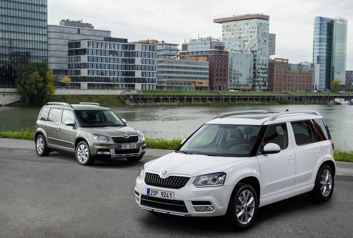 skoda to import yeti from russia to europe due to high demand autoevolution. Black Bedroom Furniture Sets. Home Design Ideas