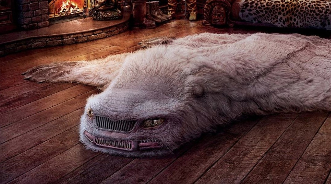 Skoda Yeti, The Monster You Want as Your Bear Skin Rug - autoevolution