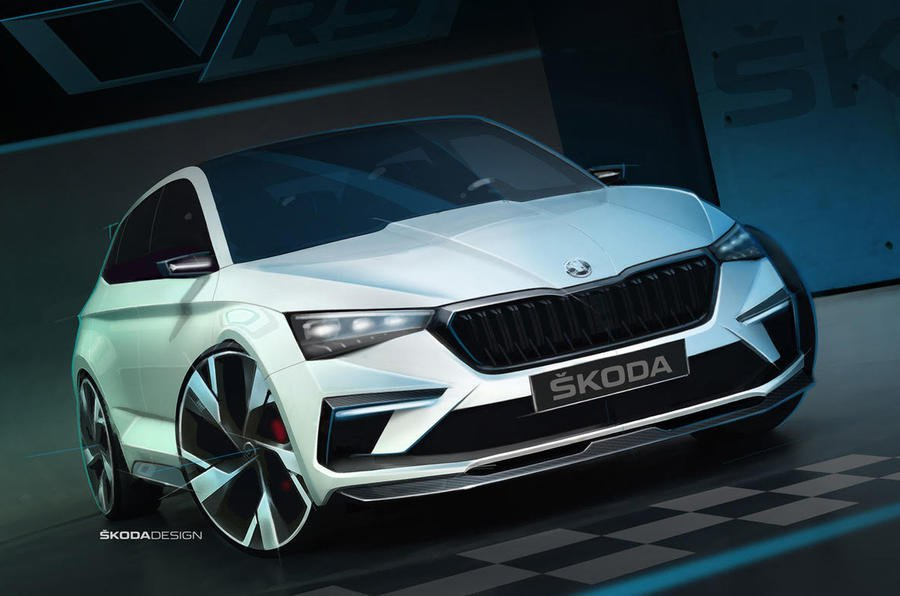 Skoda S Latest Hatchback To Be Called Scala New Image