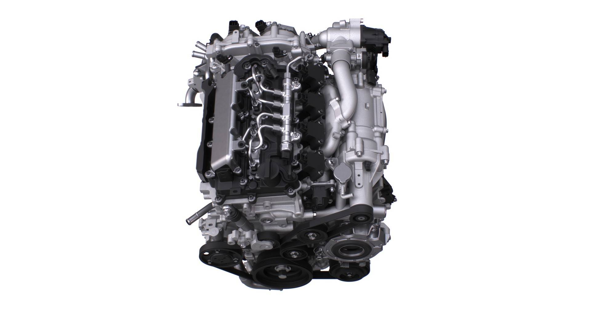 "SkyActiv-3 To Give Internal Combustion Engines ""Longer ..."