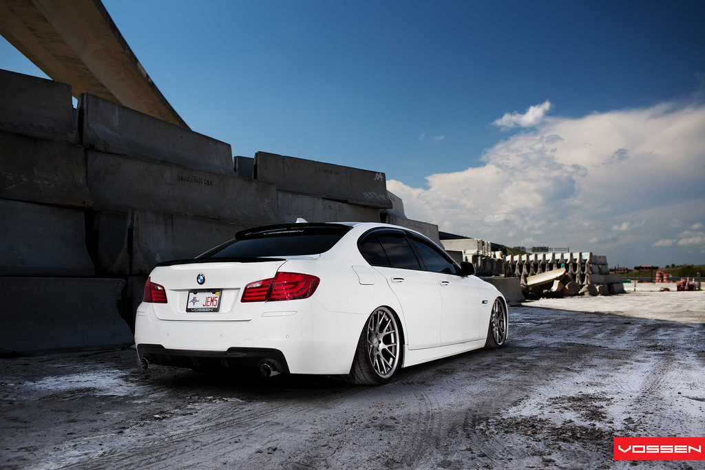 Slammed Bmw 5 Series Is Not For Everyone Autoevolution