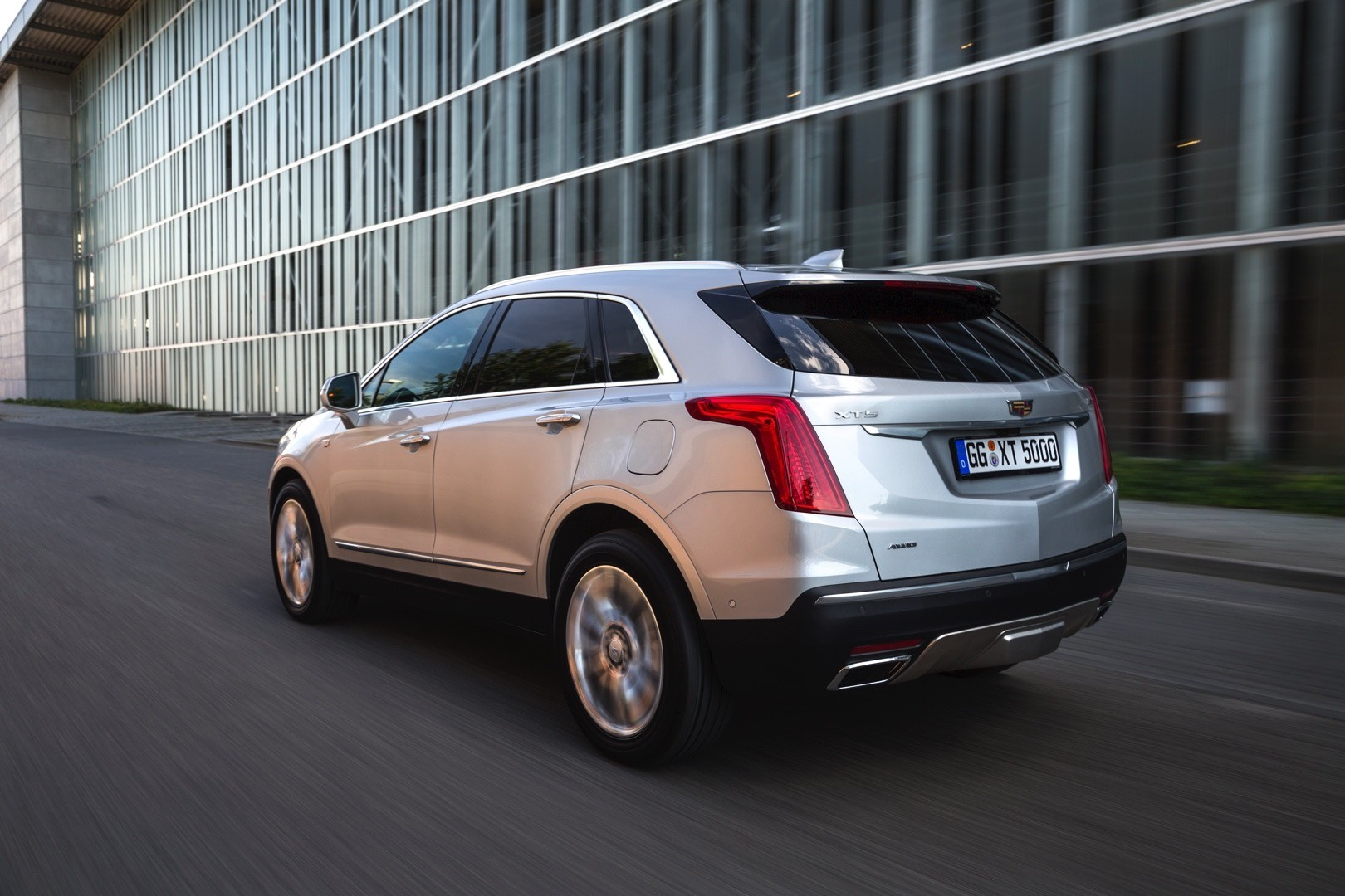 Compact Cadillac Suv Coming In 2018 Could Be Called Xt3 Autoevolution