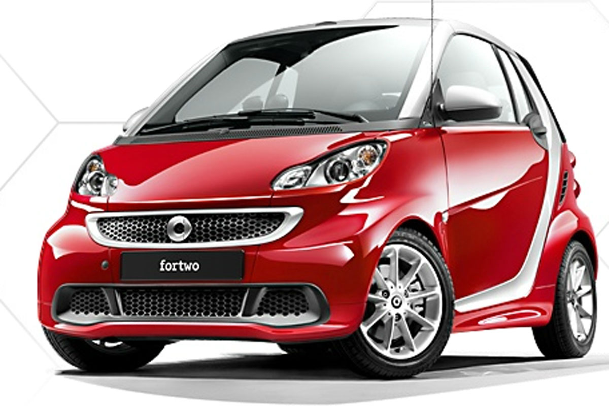 smart fortwo facelift first photos autoevolution. Black Bedroom Furniture Sets. Home Design Ideas