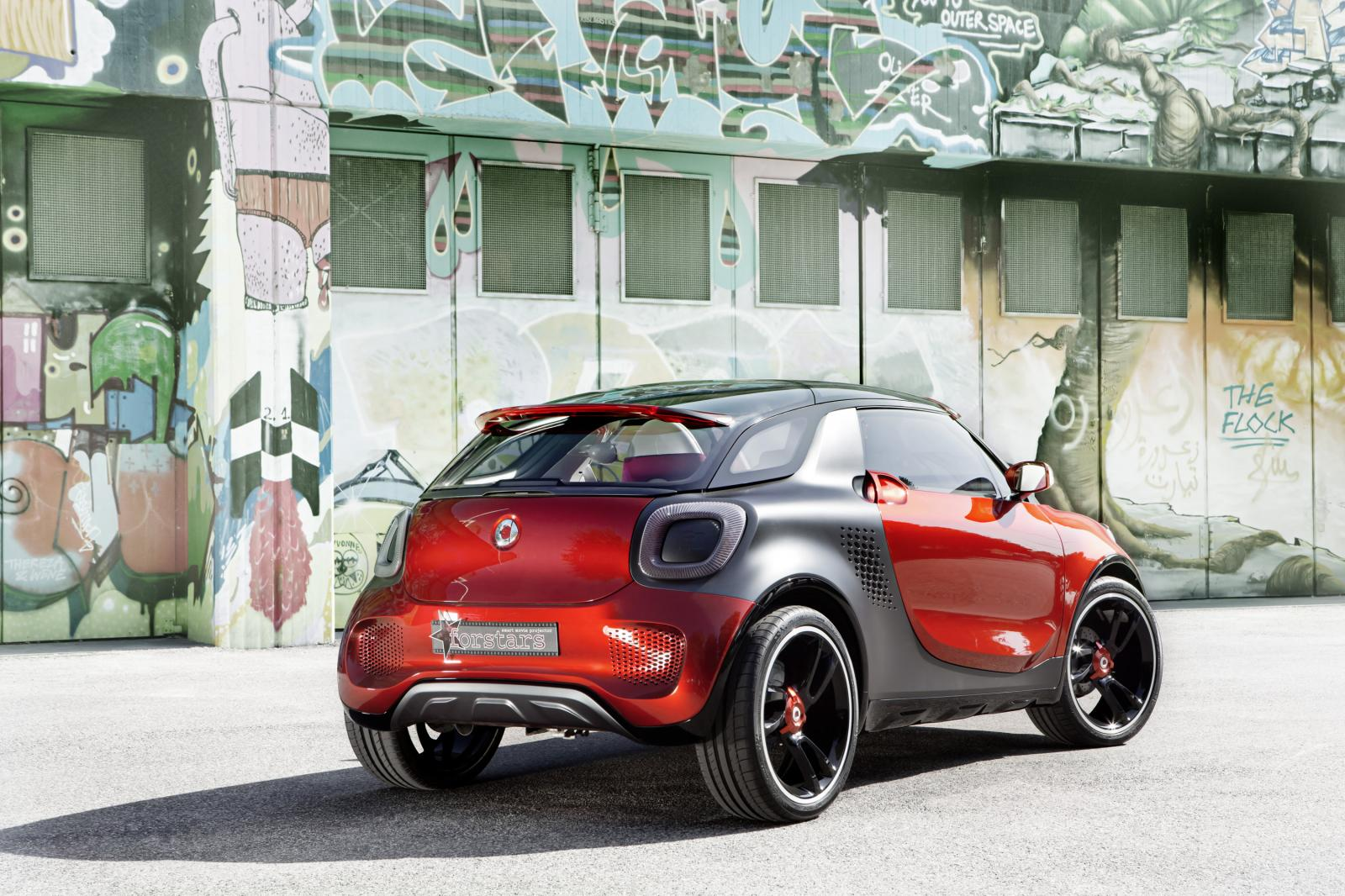 smart SUV Is Still Under Consideration, It Would Rival ...