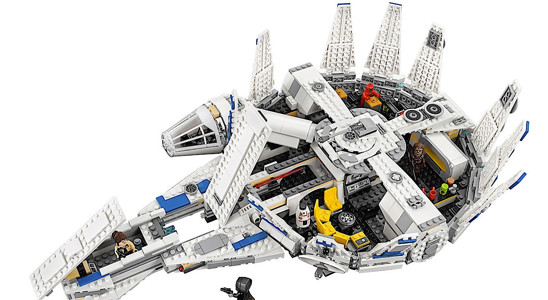 Solo Star Wars Story Lego Sets Hit The Shelves