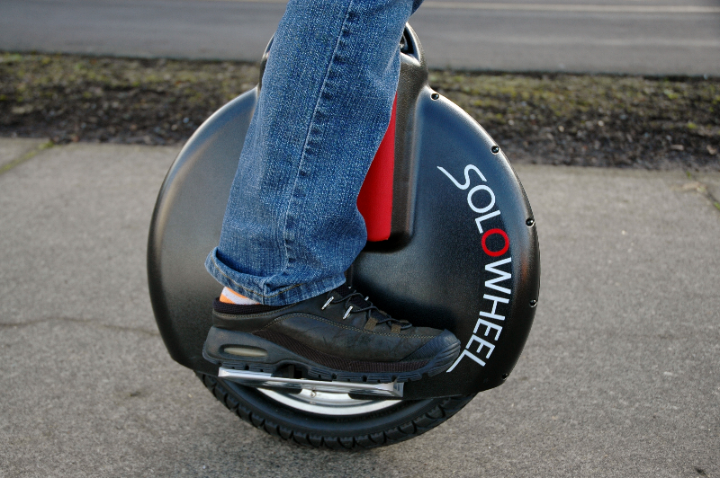 Solowheel As Cool And Green As It Gets Autoevolution