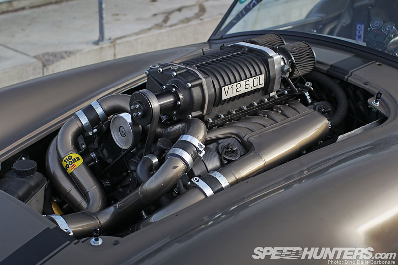 Some Kind Of Monster V12 Powered Cobra Autoevolution
