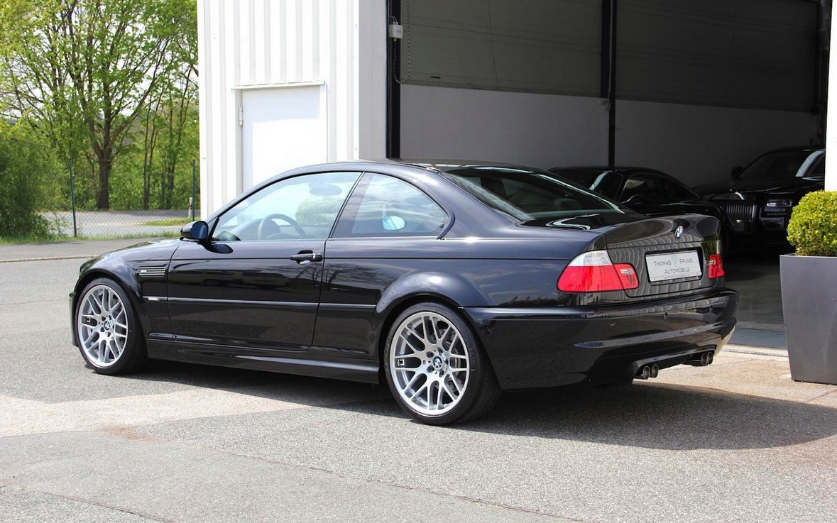 Somebody's Selling a 2003 BMW M3 CSL But You Won't Like the Price - autoevolution