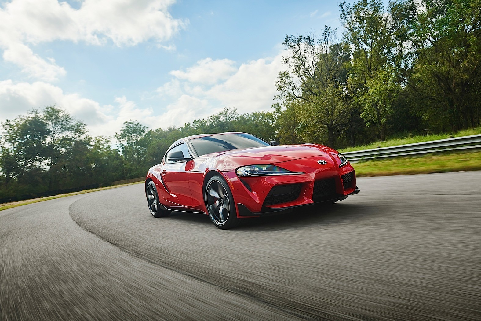Auto Care Association >> Someone Paid $2.1 Million For 2020 Toyota Supra VIN 001 ...