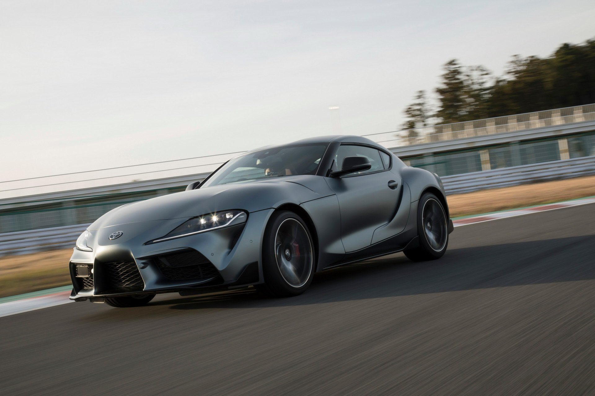 2020 Toyota Supra Gets Widebody Kit And Huge Wing In Tuner