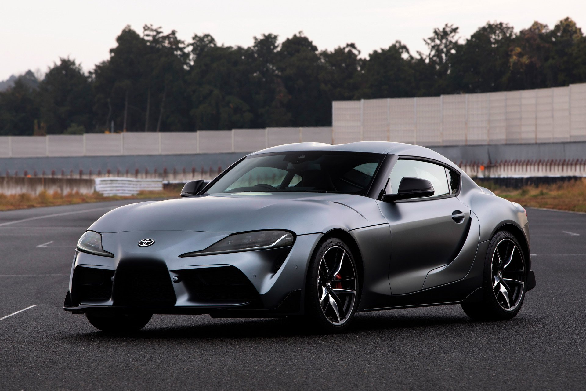 Someone Paid 2 1 Million For 2020 Toyota Supra Vin 001