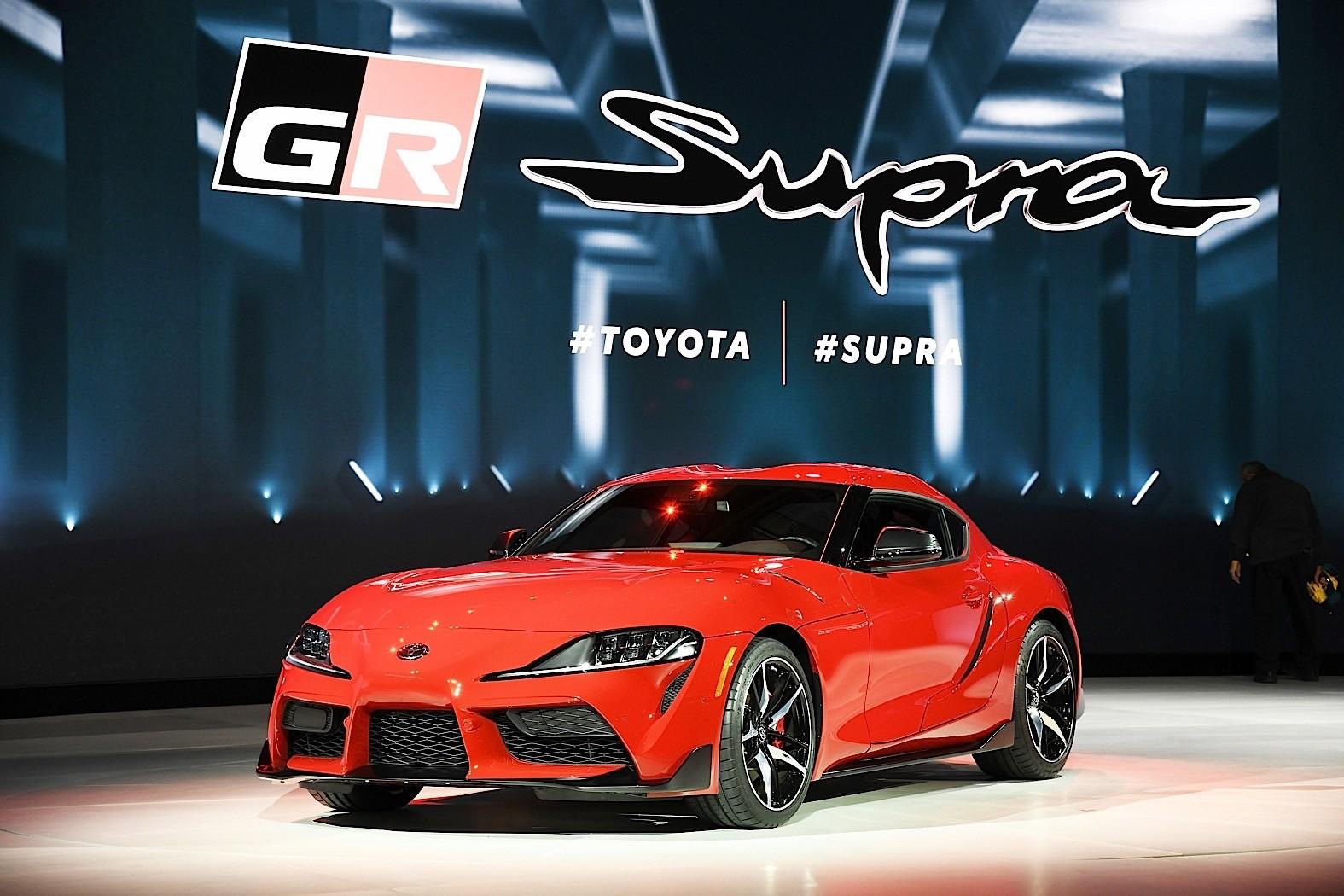 Detroit Auto Auction >> 2020 Toyota Supra Prototype to Sell at Barrett-Jackson Auction in January - autoevolution