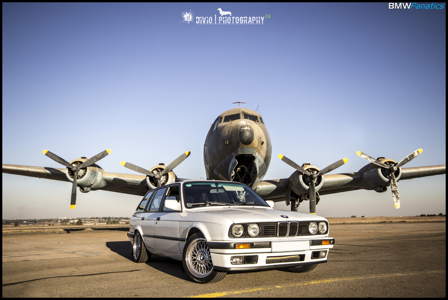 South African Bmw Meet For Charity Results In Impressive Shoot On Airfield Autoevolution