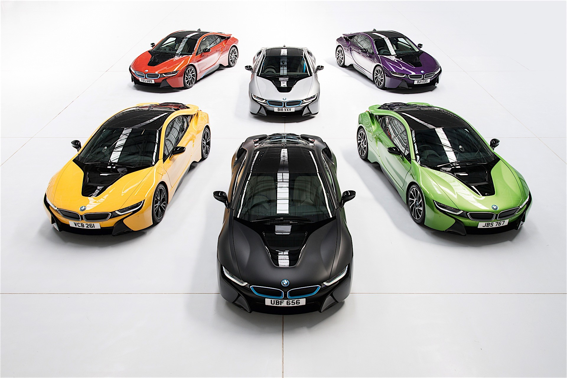 Bmw I8 One Of Car Magazine S Most Wanted Cars Of 2014