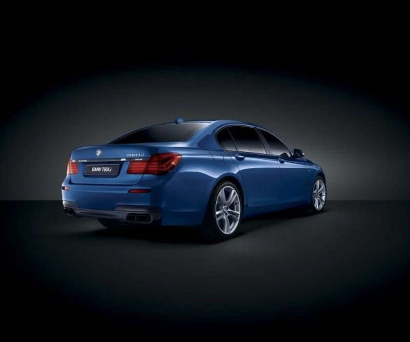 Special Edition BMW 7 Series For Middle East Wears M