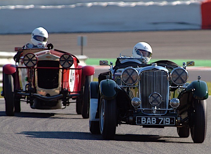 Special Pre-War Cars To Race At Spa Francorchamps In