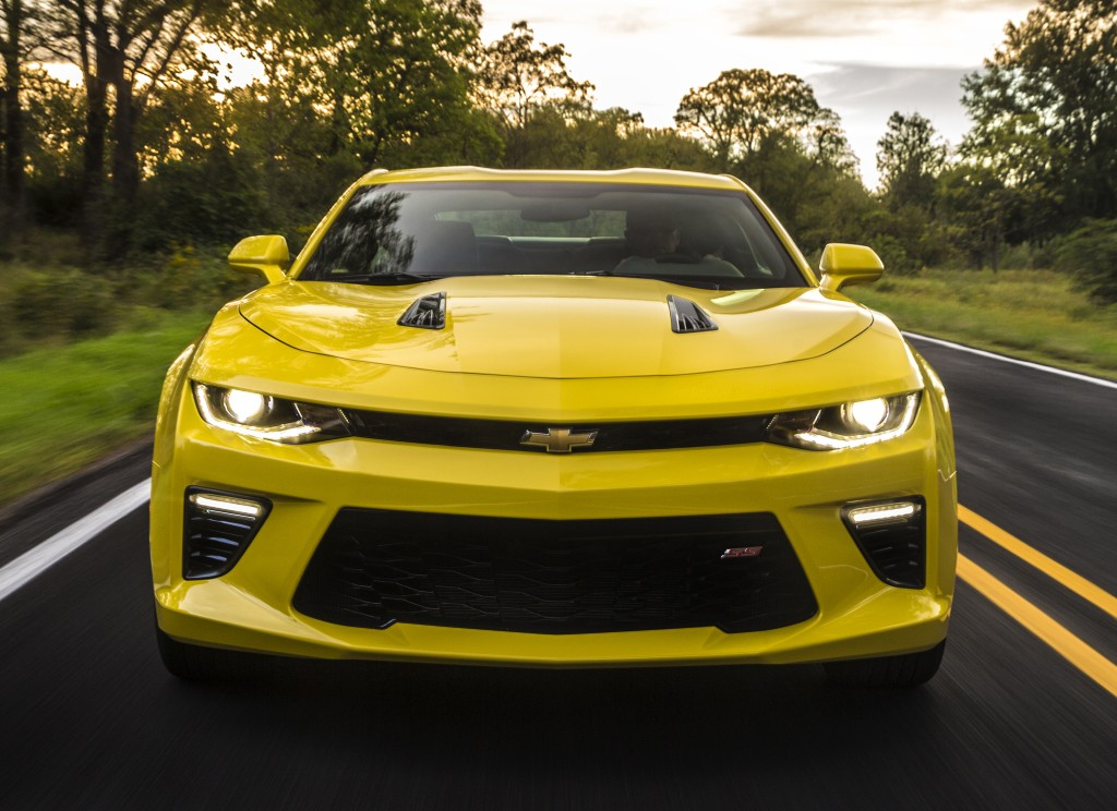 Specs Comparison Between 67 And 17 Camaro Shows How