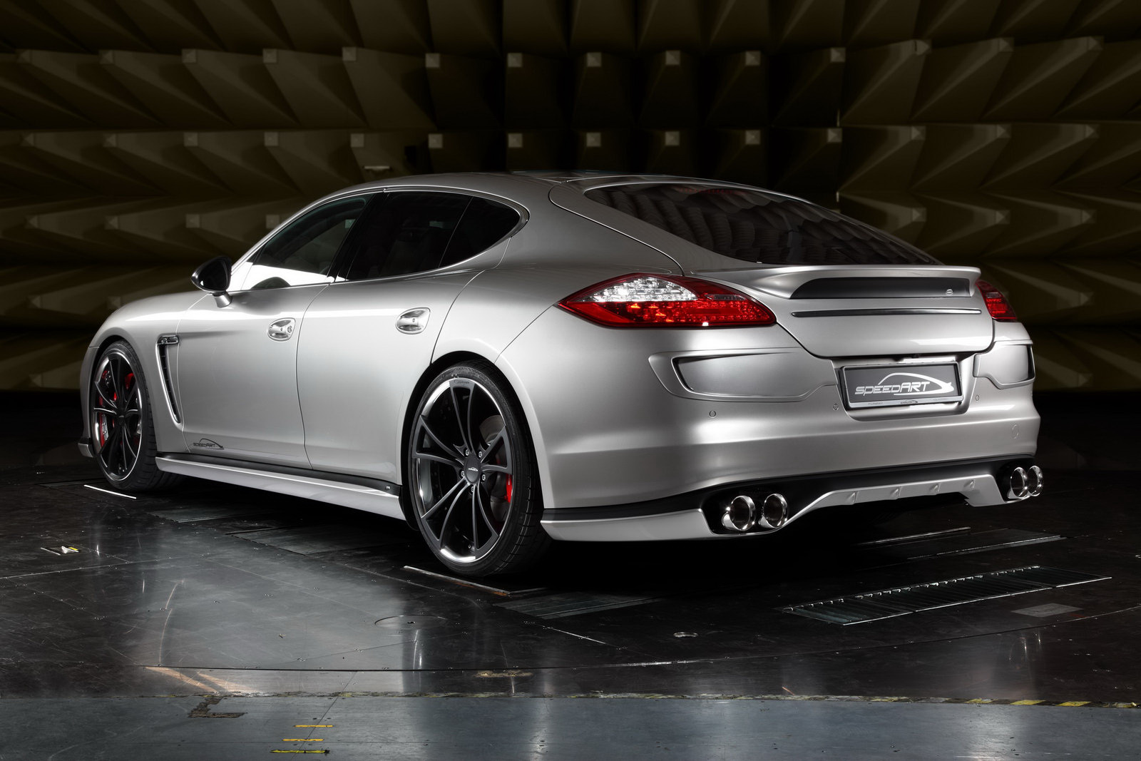 Speedart Panamera Ps9 Pictures Revealed Autoevolution