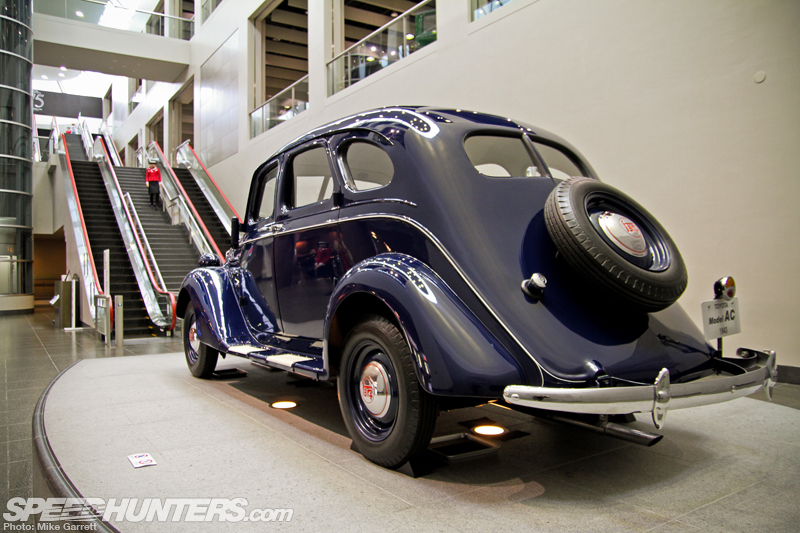 Speedhunters Visited Japan's Toyota Museum - Photo Gallery