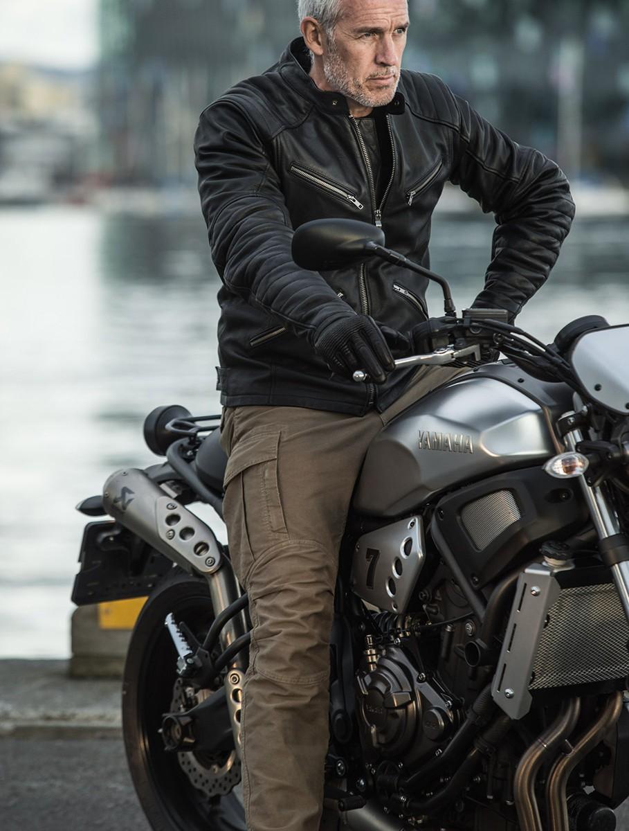 Alpinestars Motorcycle Jacket >> Spidi Puts Out 80s Style Metal Jacket - autoevolution