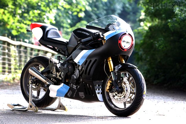 Spirit Of The Seventies Adds Retro Vibe To Triumph Daytona