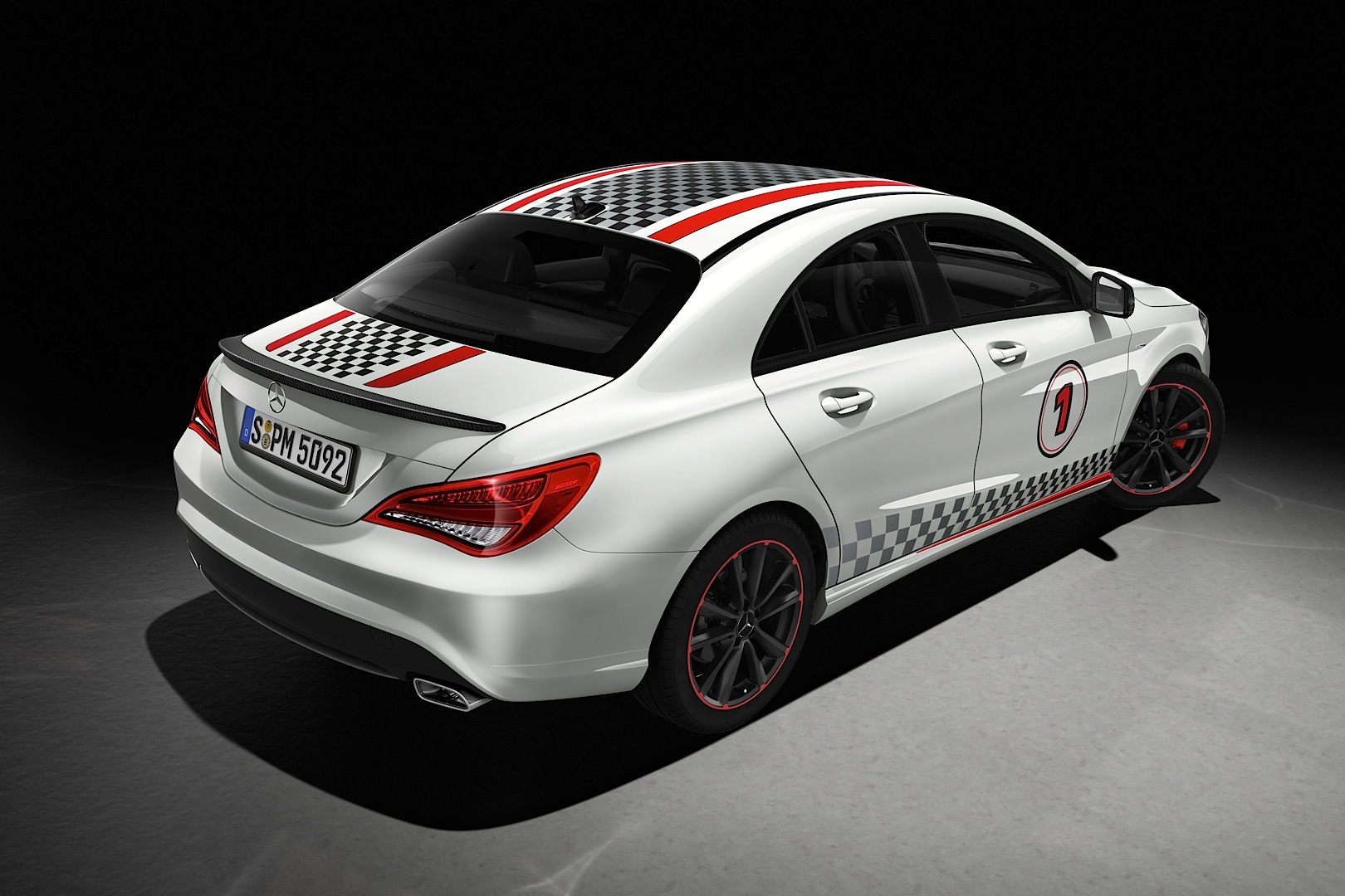 Mercedes Cla 250 >> Sport-Themed CLA is All Show, Less Go at Frankfurt - autoevolution
