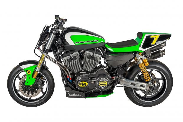 Sportster XR1200RR, the Racing Harley-Davidson - autoevolution