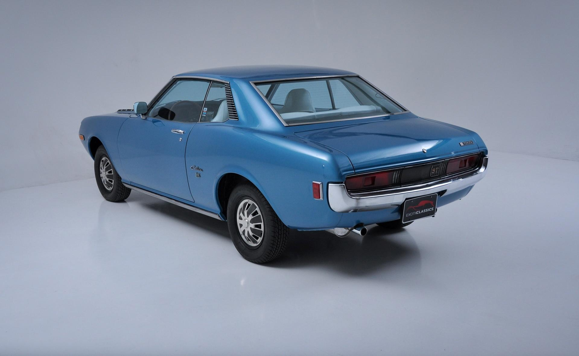 Spotless 1972 Toyota Celica For Sale - autoevolution