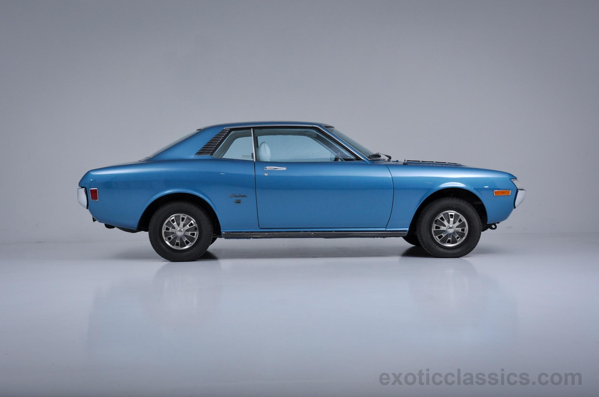 Spotless 1972 Toyota Celica For Sale Autoevolution