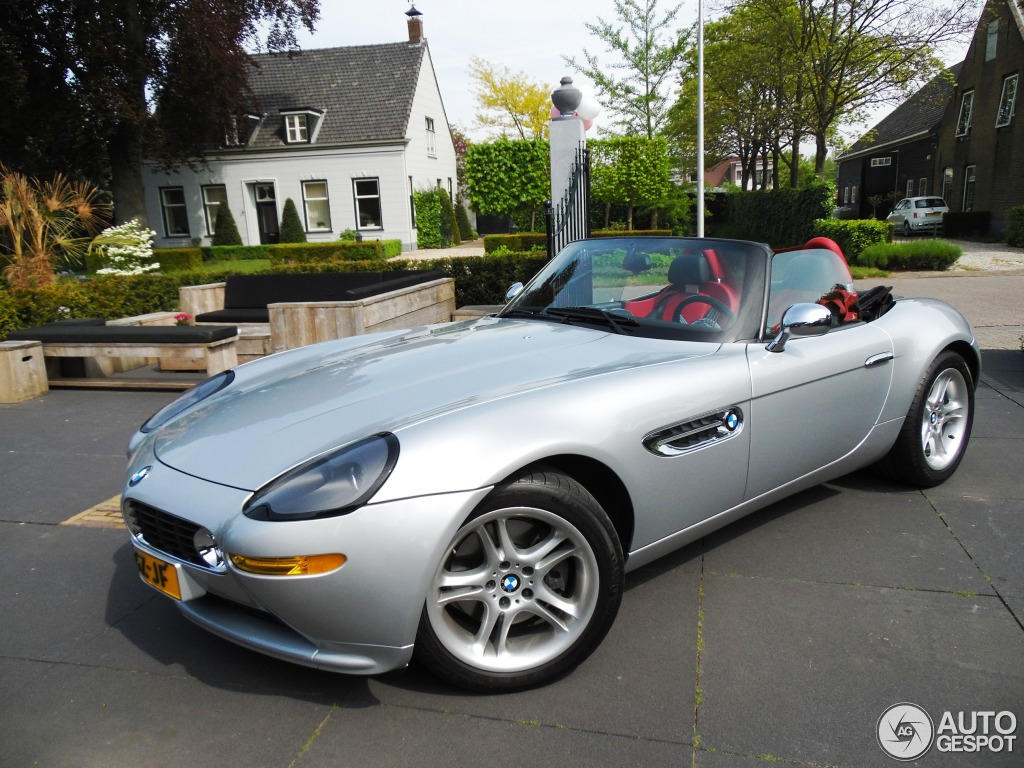 Spotted Bmw Z8 Autoevolution