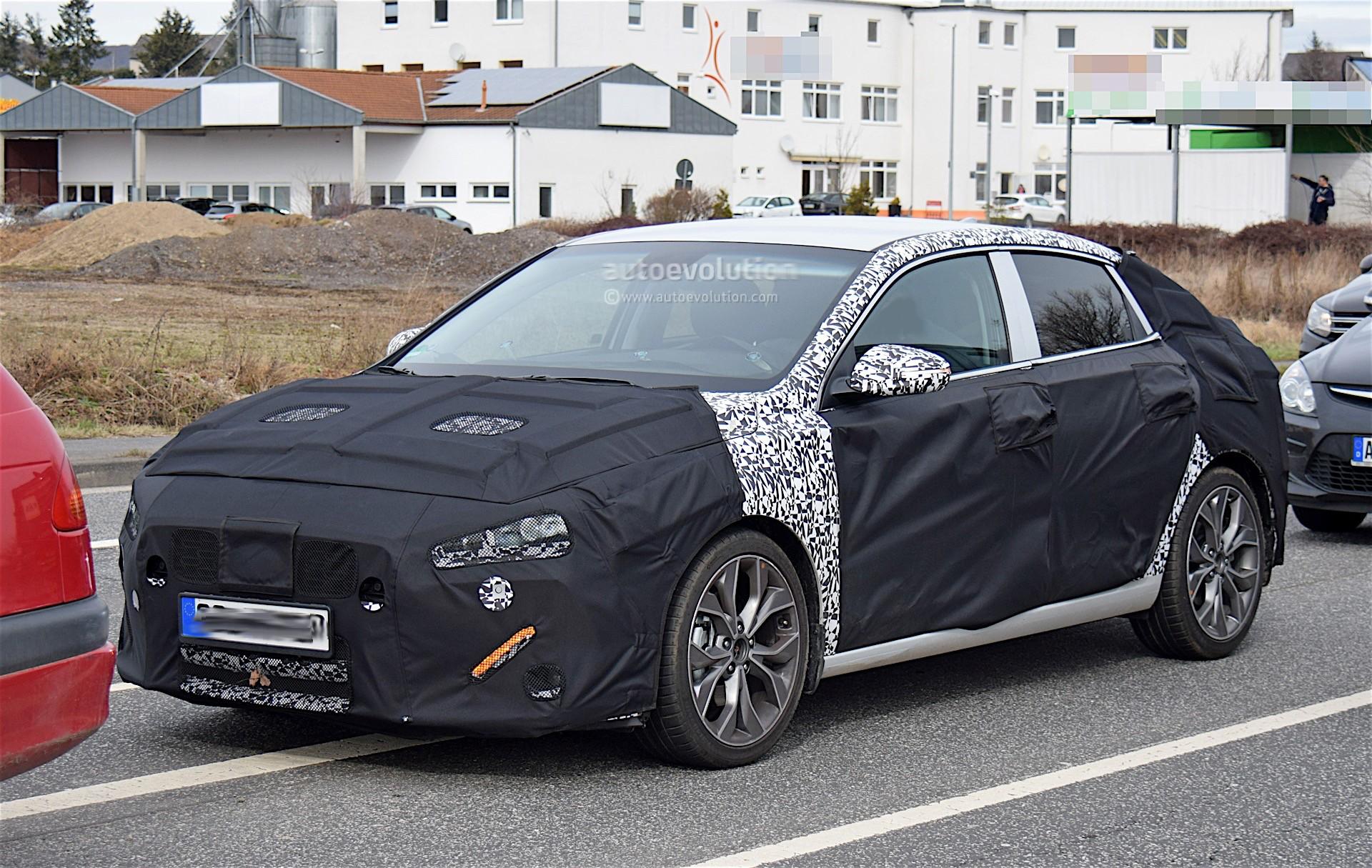 2018 hyundai fastback. modren hyundai hyundai i30 fastback prototype  throughout 2018 hyundai