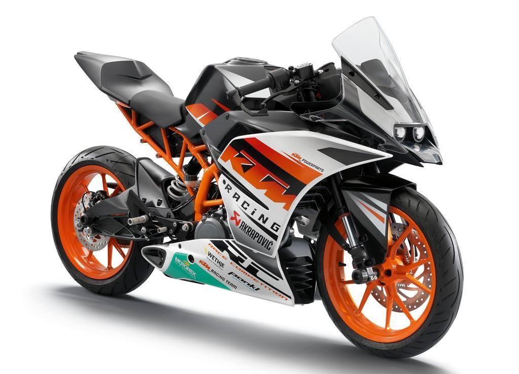 spy photos of the new ktm rc390 launch confirmed for september 9 in india autoevolution. Black Bedroom Furniture Sets. Home Design Ideas