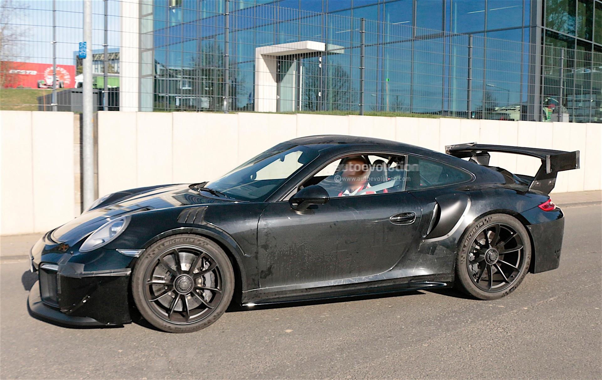 Porsche 911 Safari Is The Offroad Sportscar Zuffenhausen