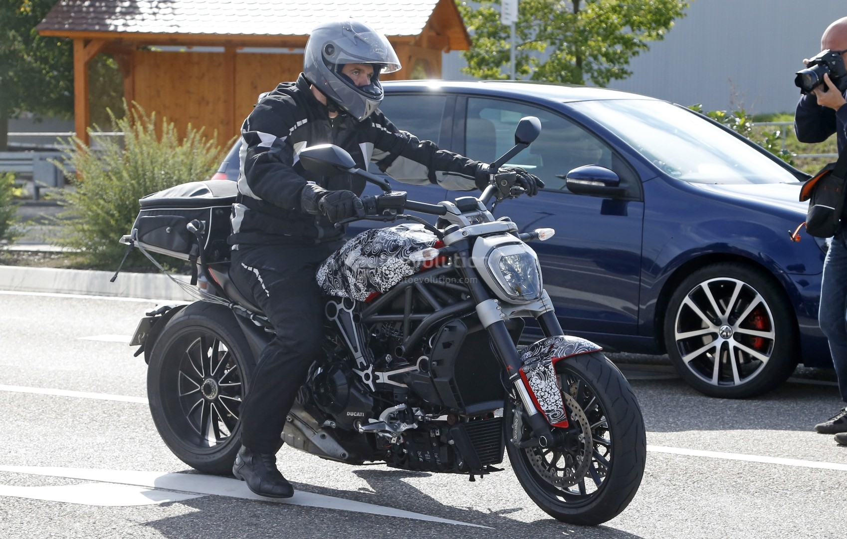How Much Is A New Ducati Diavel