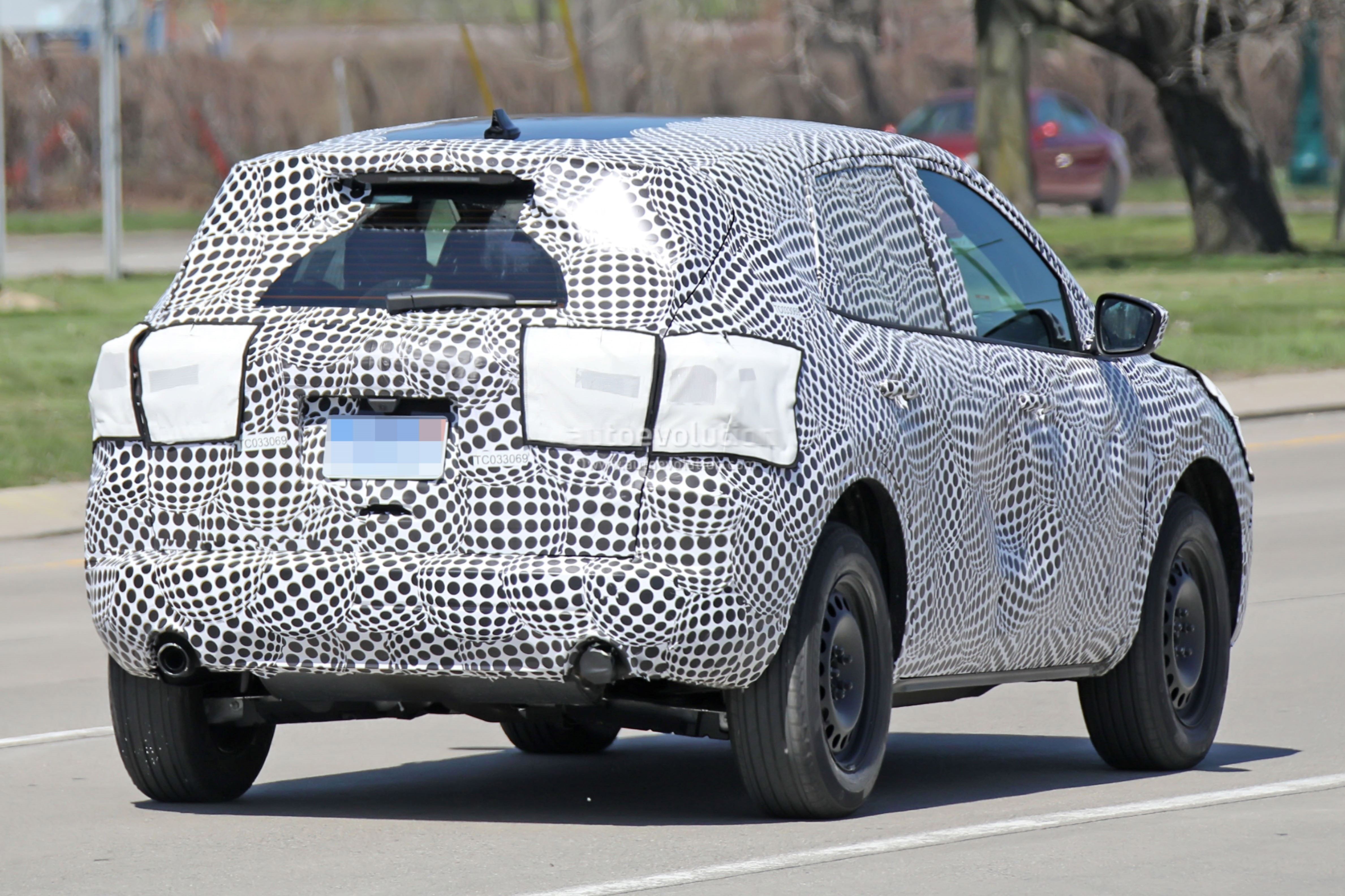 2020 Ford Escape (Kuga) Spied Inside And Out, Focus IV Design Influences Abound - autoevolution