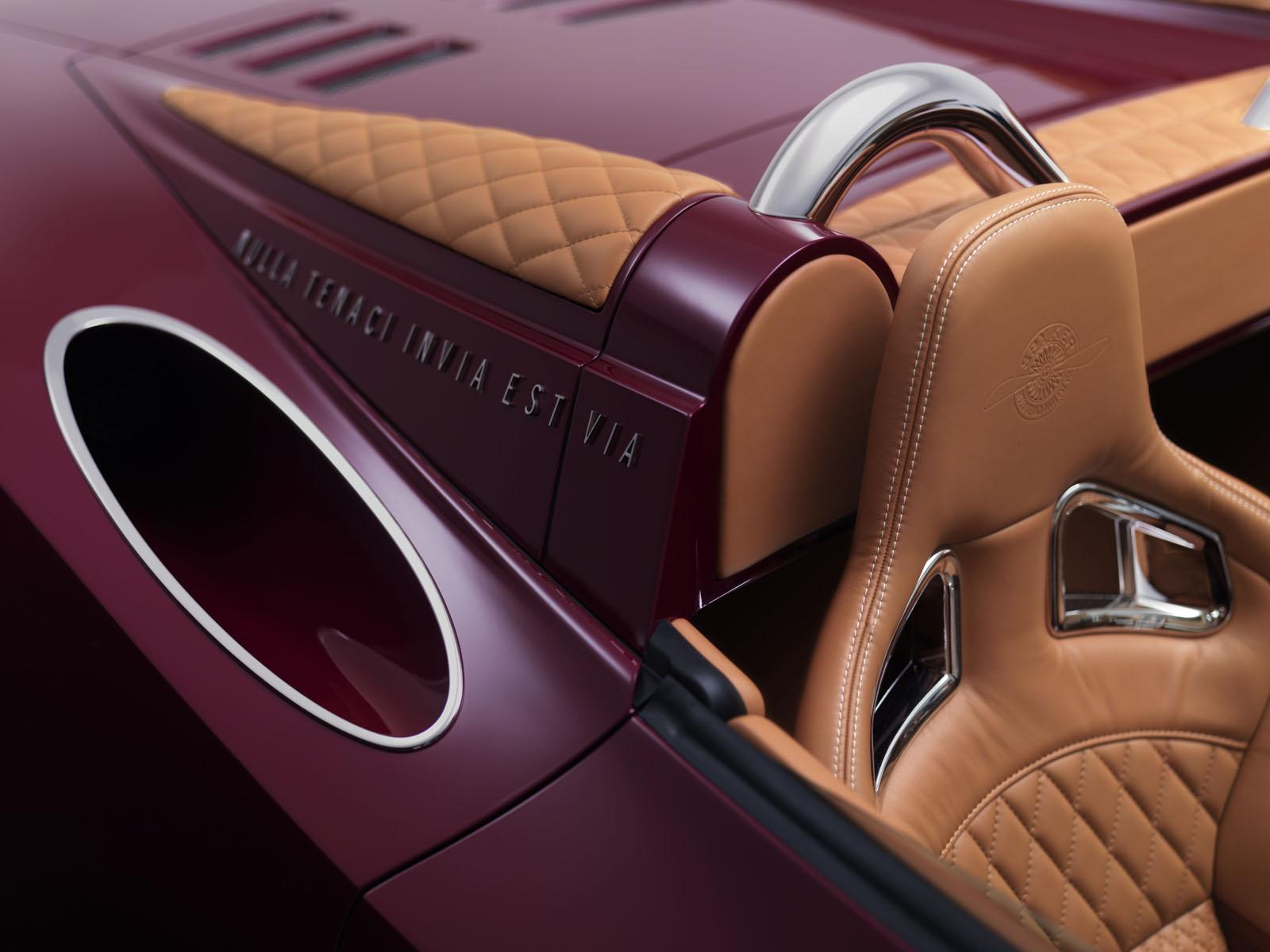 spyker b6 venator spyder concept to make european debut at