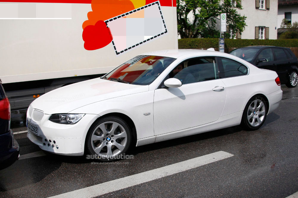 spyshots: 2010 bmw 3-series coupe facelift - autoevolution