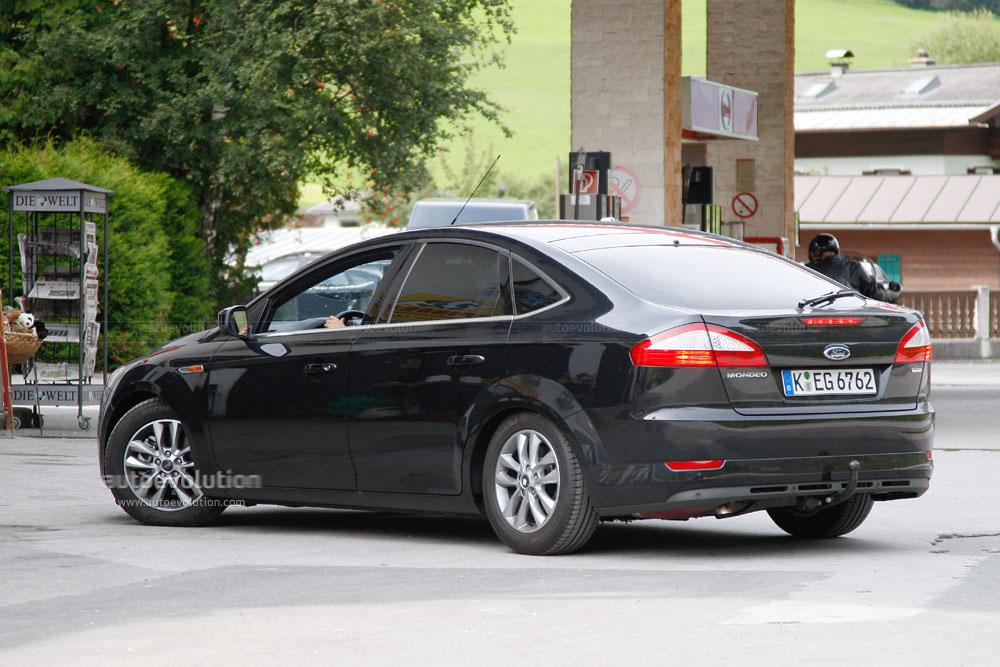 2014 Ford Escape Tires >> Spyshots: 2010 Ford Mondeo - autoevolution