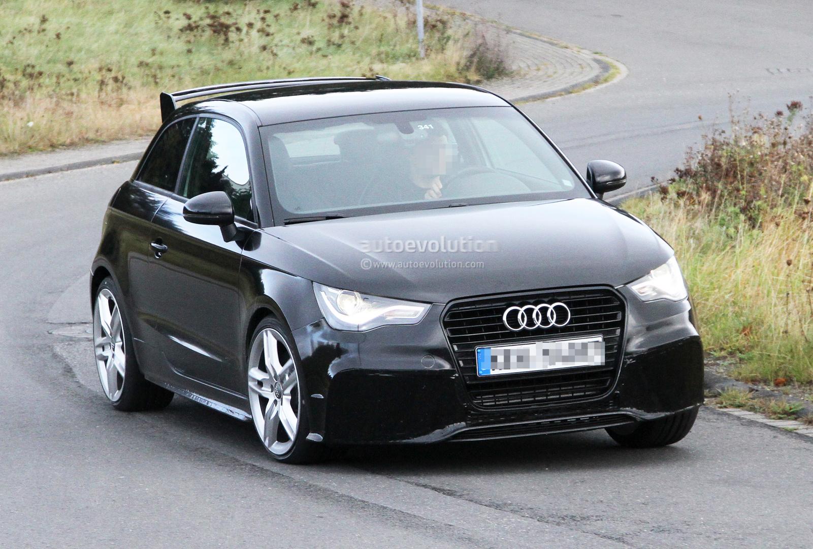 Spyshots 2012 Audi Rs1 Autoevolution